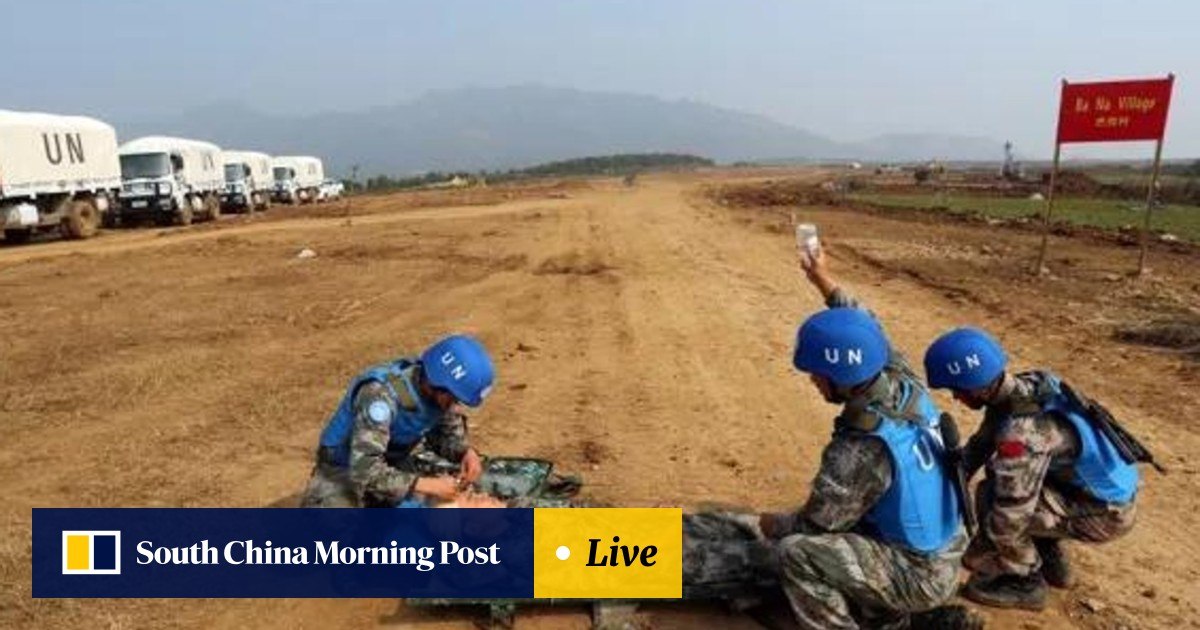 China to play bigger role in United Nations peacekeeping