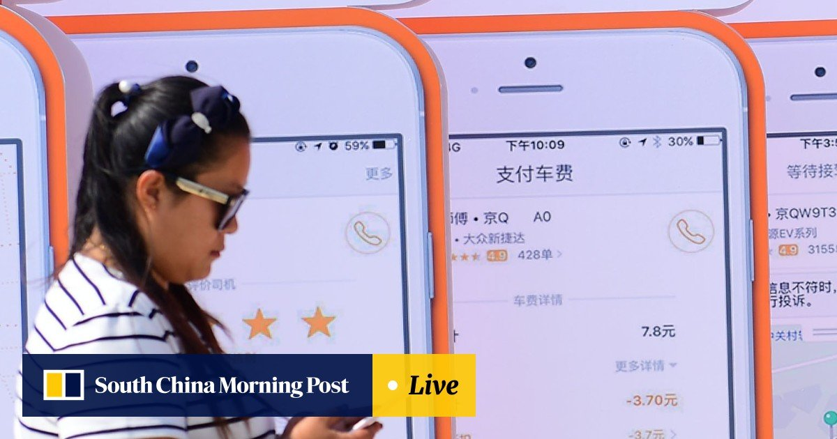 China's Uber' ramps up AI arms race, says it will open third deep