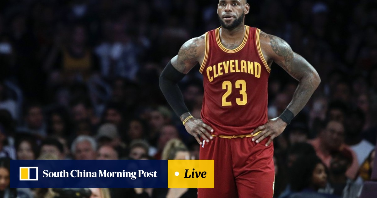 30eac570926 LeBron James agrees to sign with Los Angeles Lakers on four-year