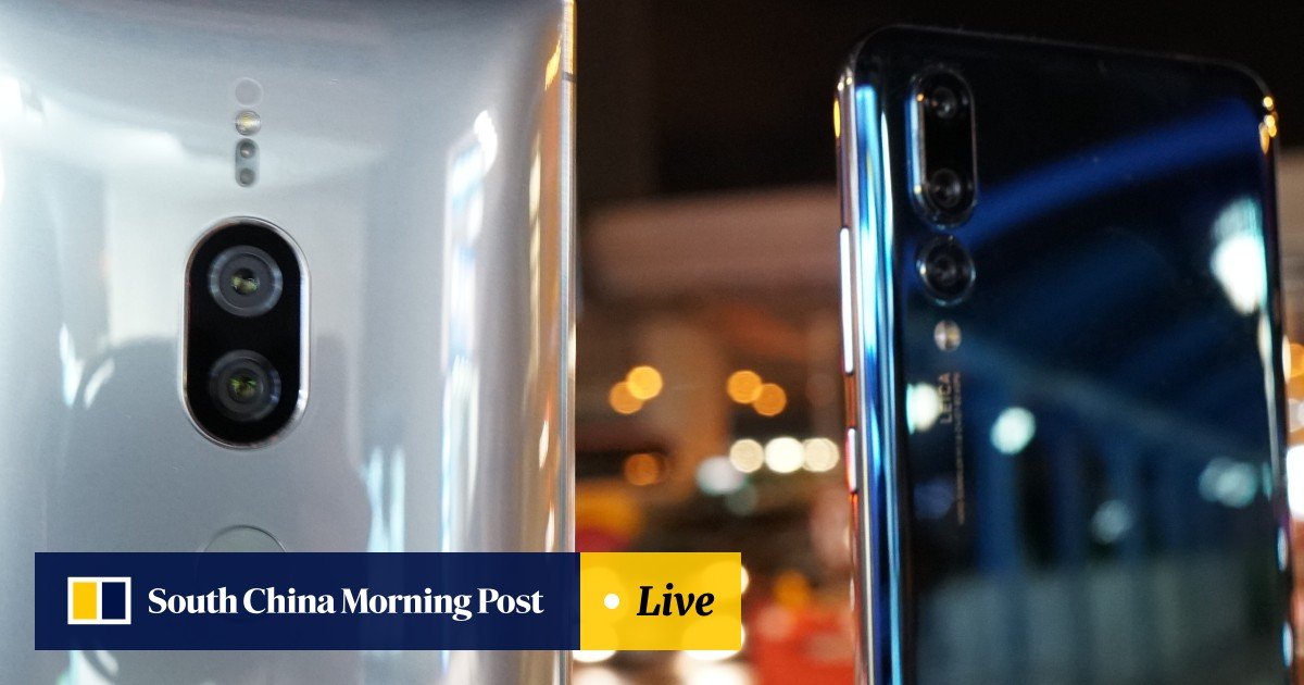 Phone camera face-off: Sony XZ2 Premium vs Huawei P20 Pro – there's