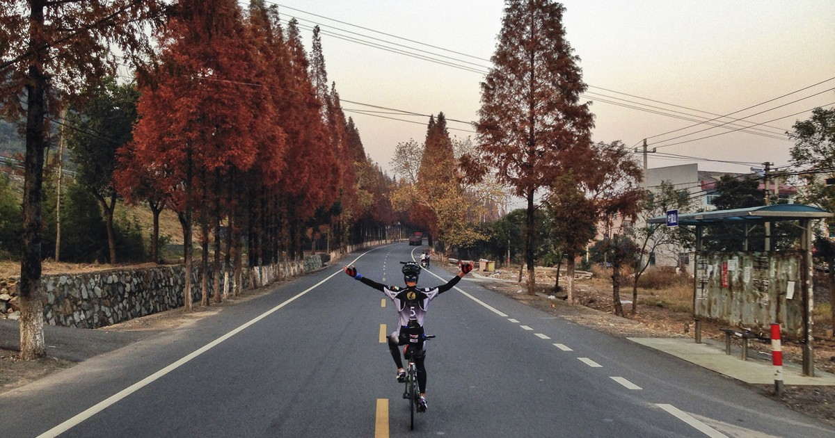 Vicious cycle: Shenzhen to Shanghai on two wheels | South
