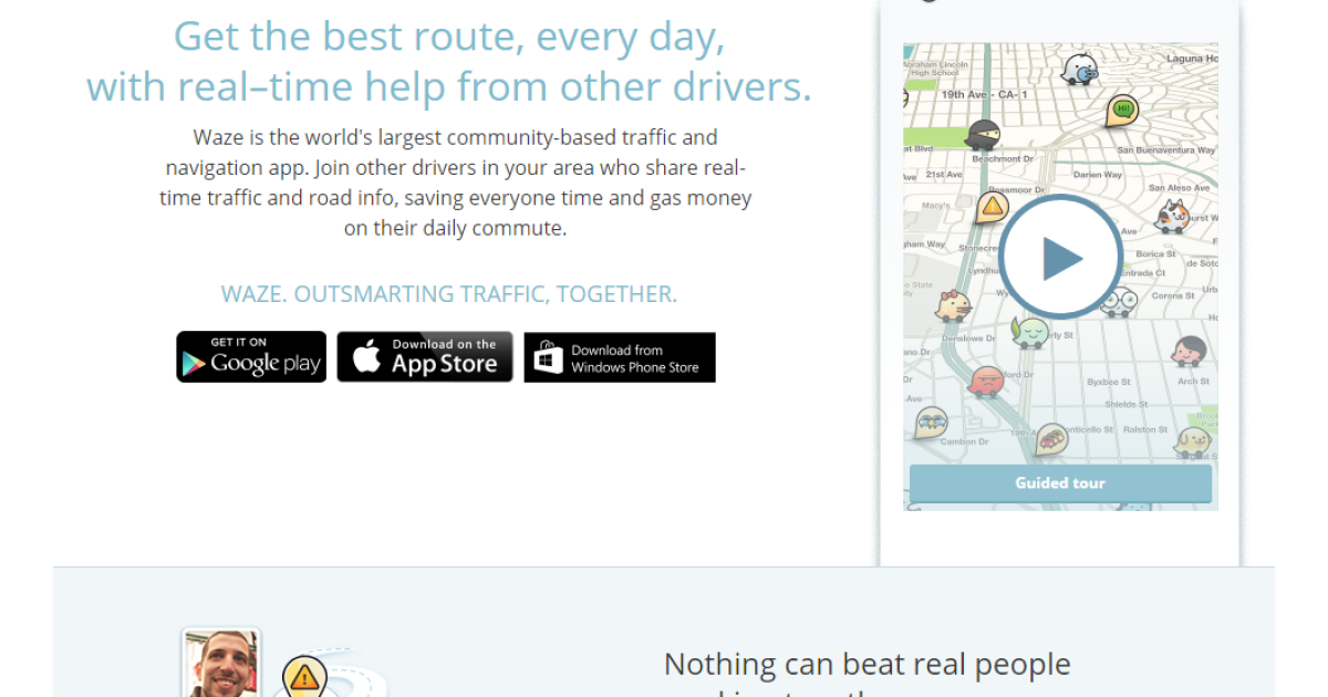 Smartphone app being used to beat LA traffic angers