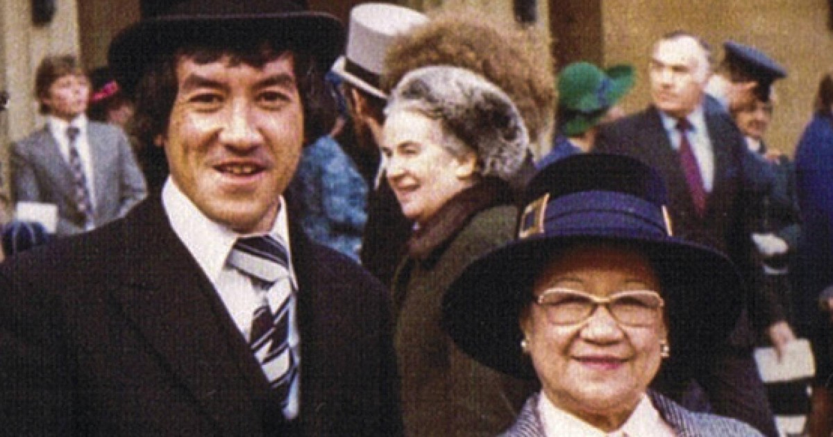 My grandfather's amazing life in China and how he found my mother
