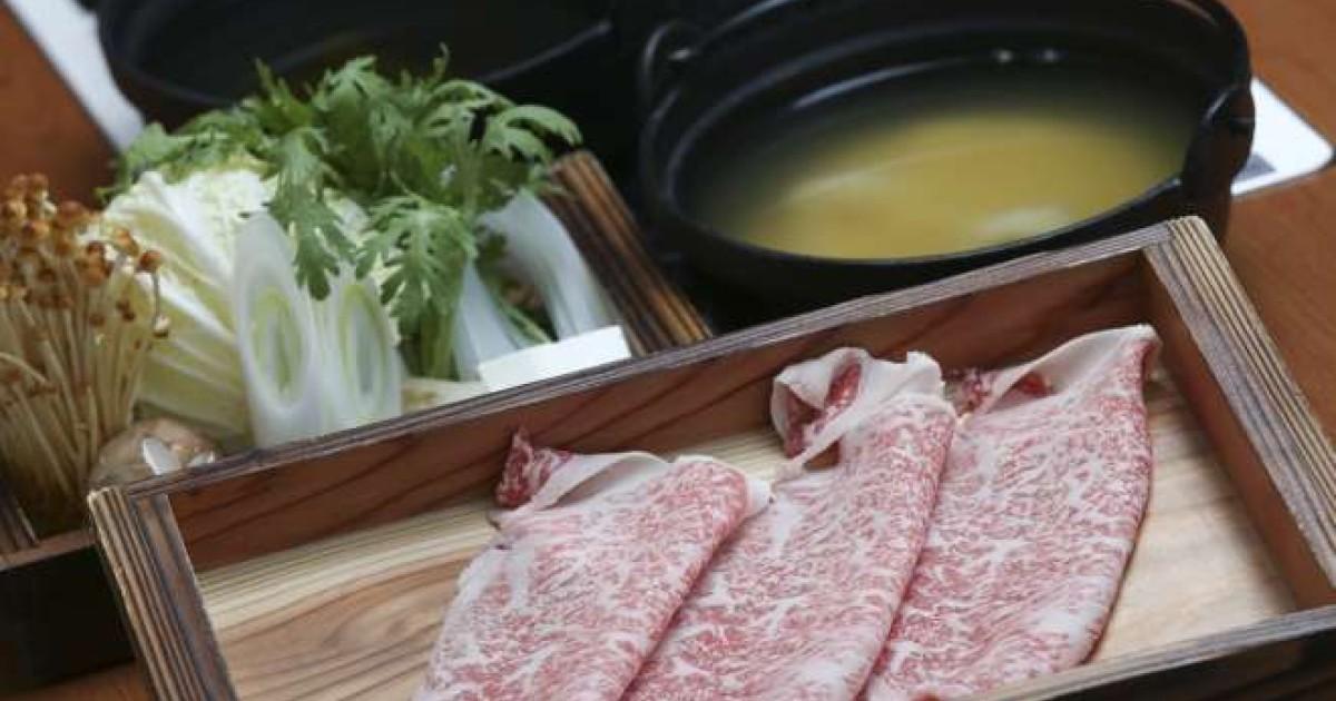4e1b6a5d68bb Restaurant review  Nabe-Dokoro Sessyu serves quality hotpot and sukiyaki