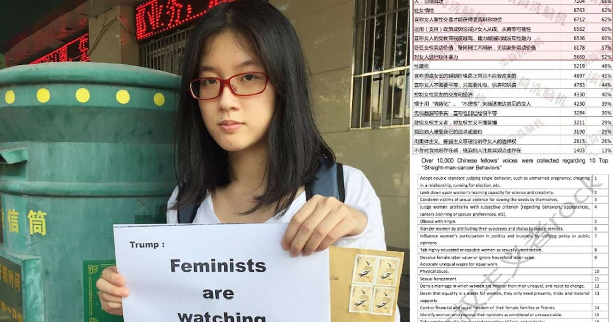 Chinese activist warns Donald Trump in open letter on