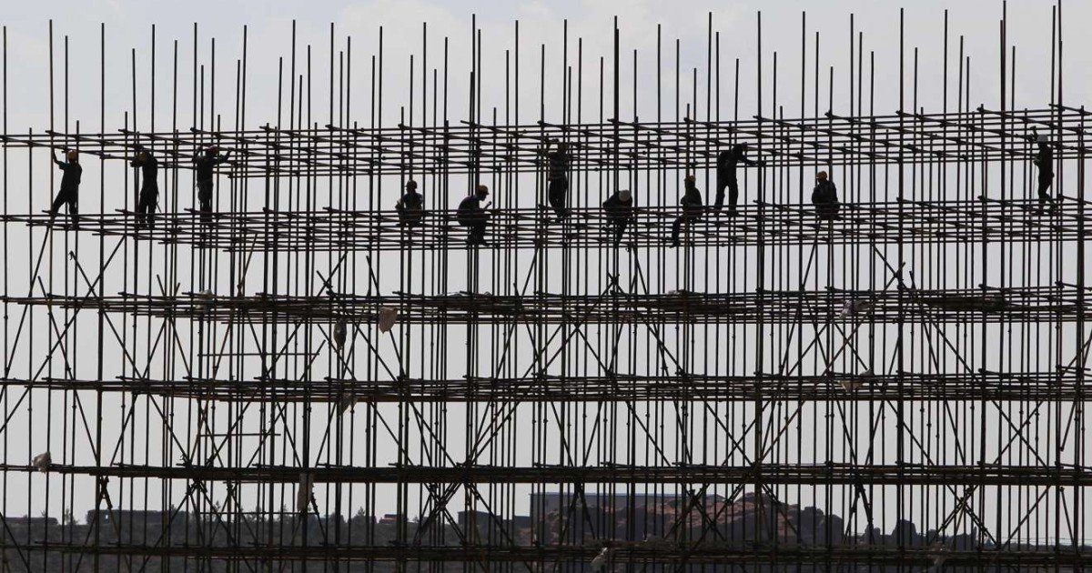 How China's rush to urbanise has created a slew of ghost