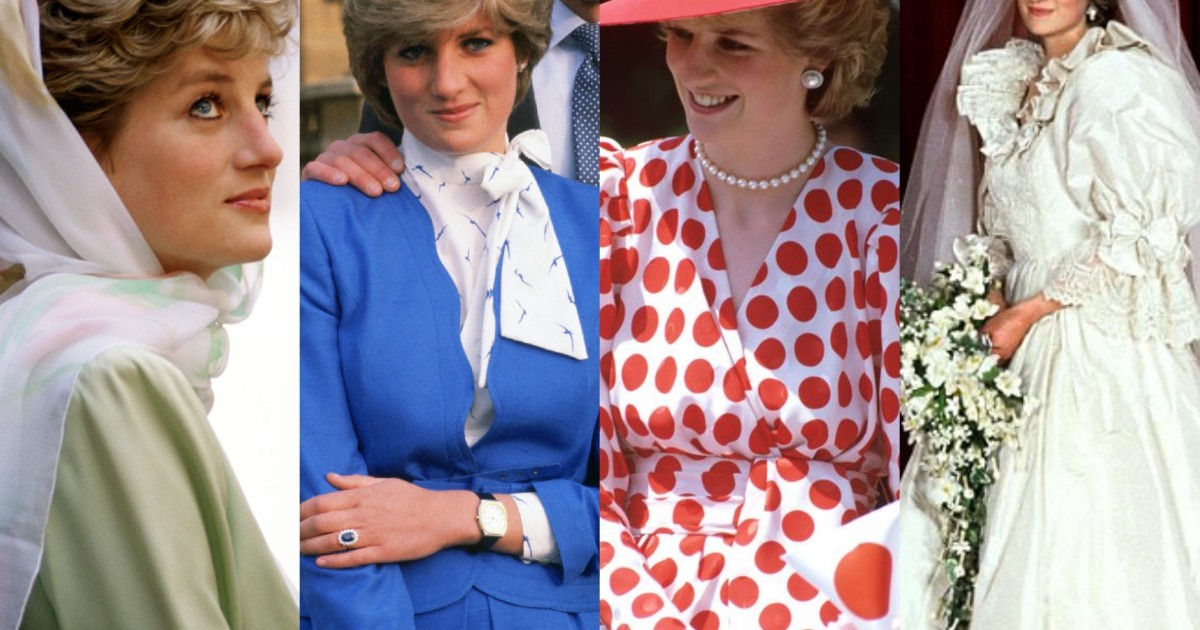 80bd1fa80a1 Remembering Princess Diana on her birthday, we look back at her most ...