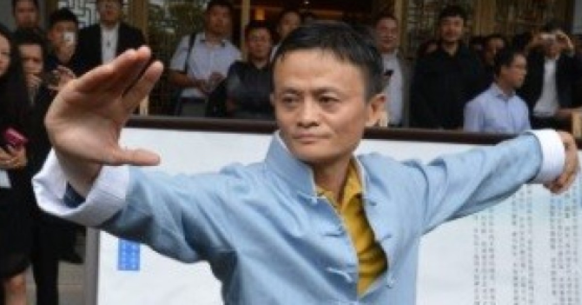 629fc73fc Alibaba's Jack Ma stars in short kung fu movie to promote tai chi | South  China Morning Post