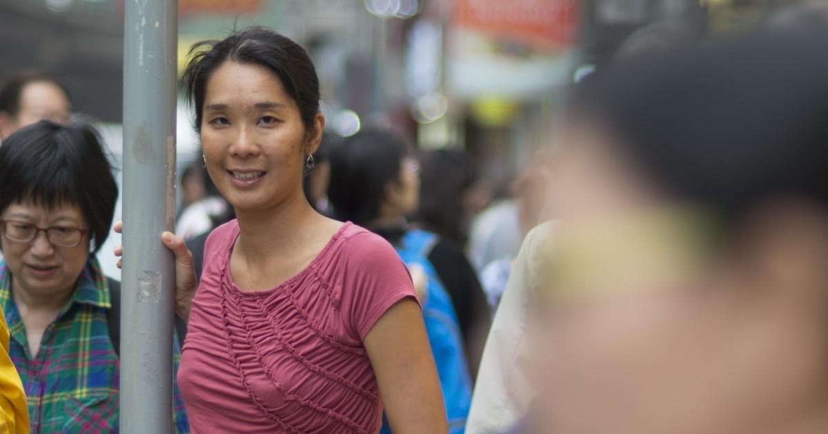 Hong Kong missionary dentist treats broken jaws and broken