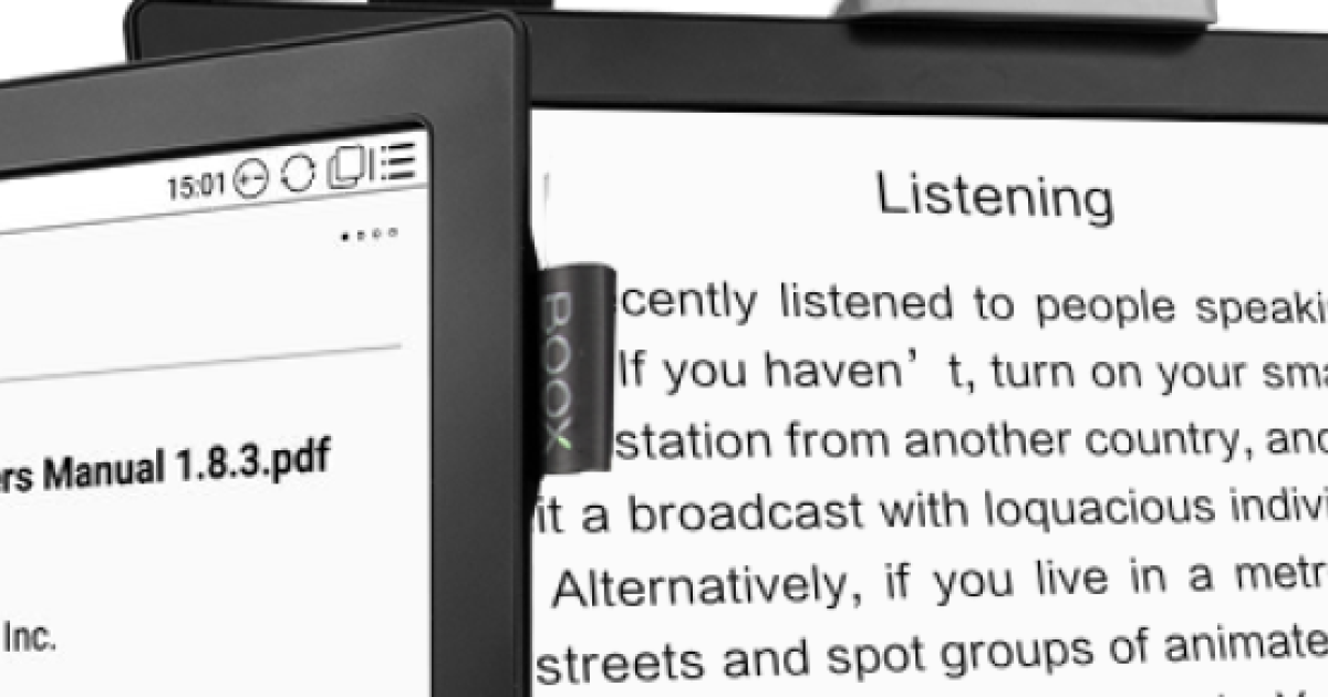 Onyx Boox Max2: e-reader you can annotate reports on is a
