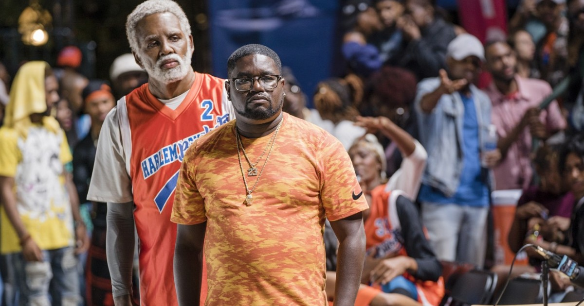3d748bdbed5 Uncle Drew film review  Kyrie Irving