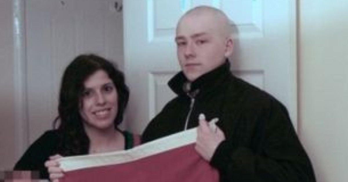 As Neo-Nazi couple who named baby after Adolf Hitler show