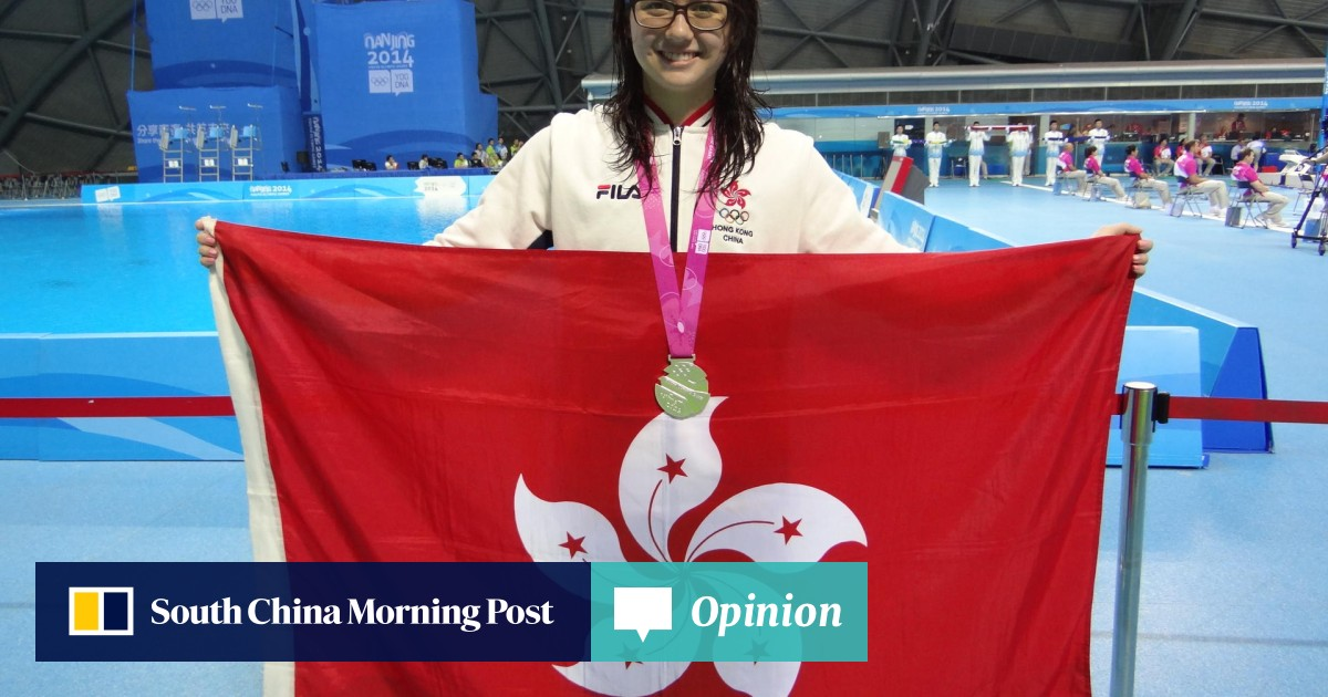da6b3f1720d9 Teen swimming star bags first medal for Hong Kong at Youth Olympics ...