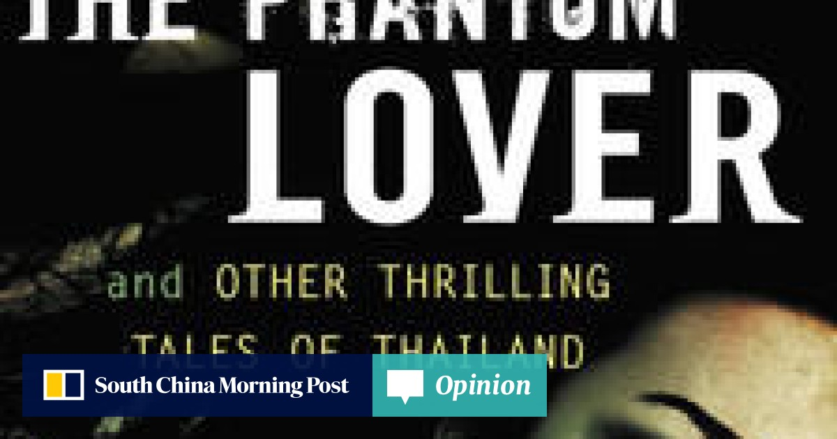 Book review: The Phantom Lover and Other Thrilling Tales of