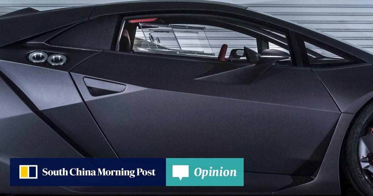 Anonymous Hong Kong Collector Snaps Up Ultra Rare Lamborghini Sesto