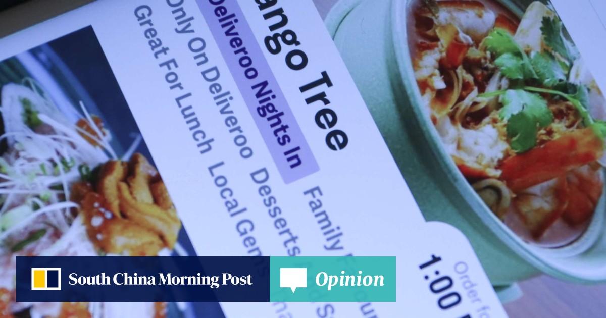 Foodpanda vs Deliveroo vs UberEats: Hong Kong food delivery