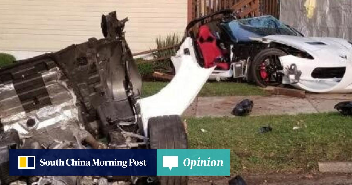Chinese exchange student dies in high-impact US car crash