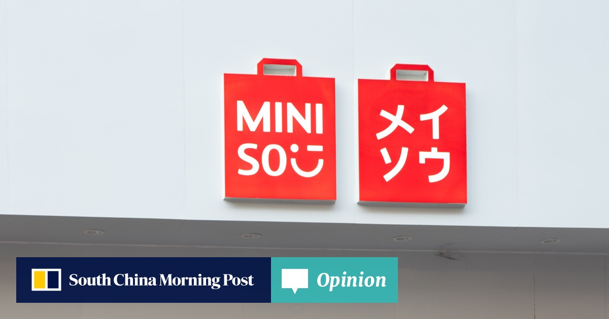 Miniso far, Mumuso good: how China's 'cultural copycats' took over