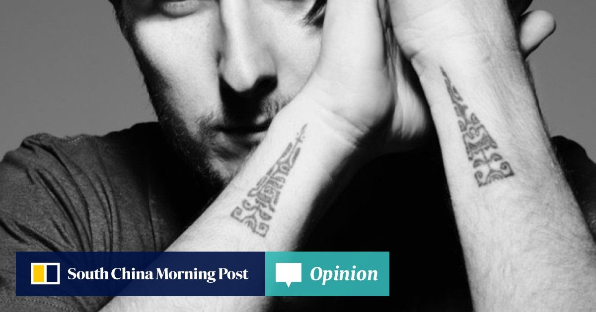 4dc5fbda4 How celebrity tattoo artist is carving a career in art with uncut dollar  bills | South China Morning Post