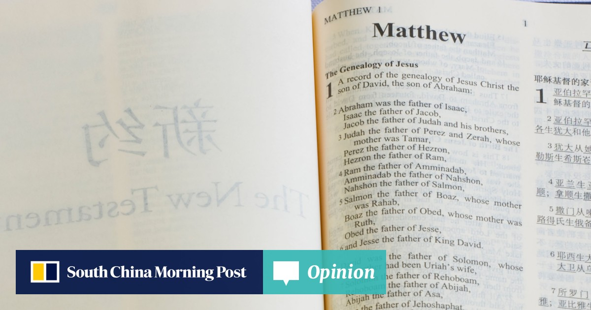 The Chinese Bible: how it was translated, and the phrases it