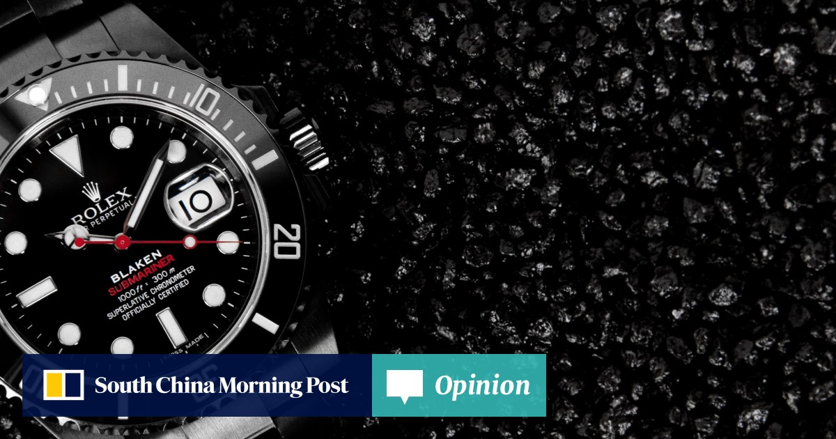 How does customising a watch affect its resale value? | South China
