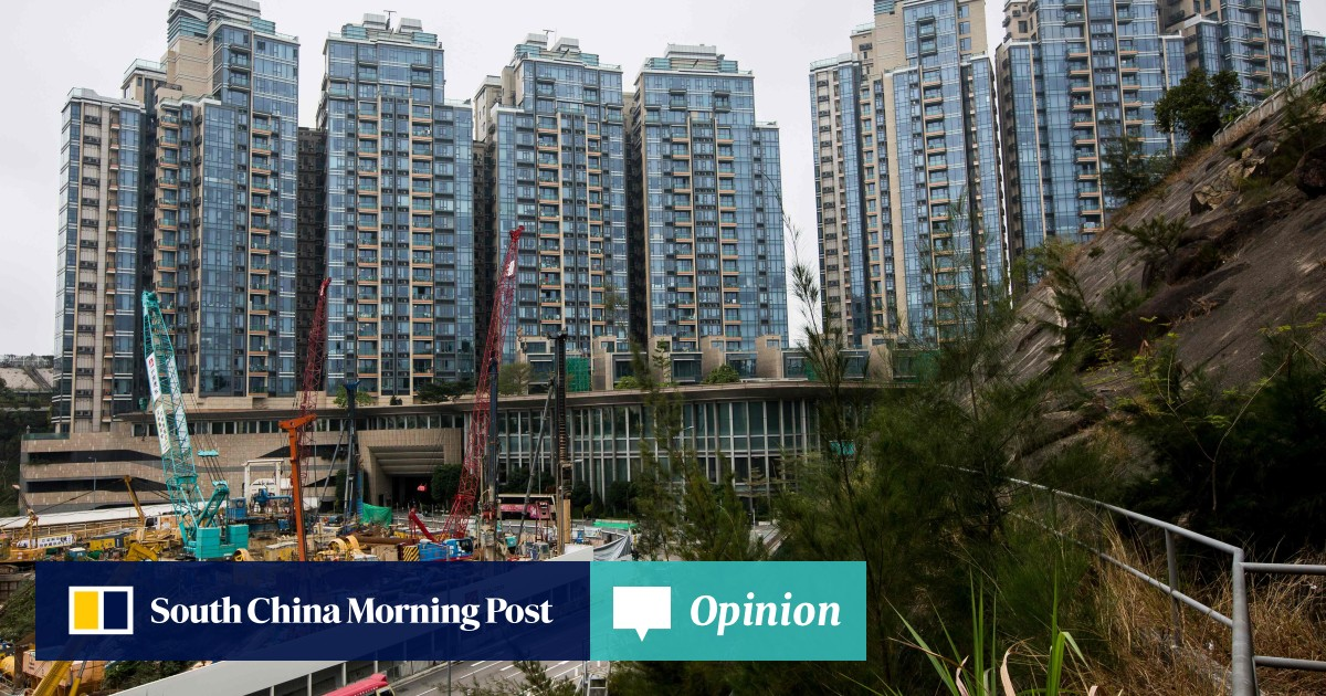 Hong Kong tops the table as world's most expensive housing
