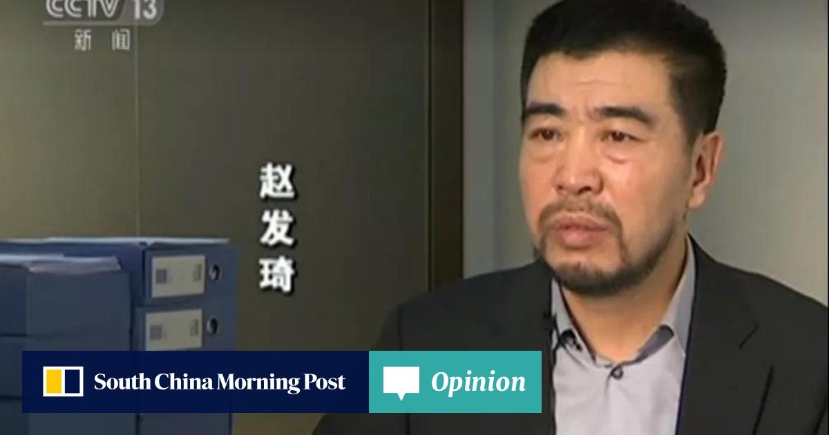 f06cef6b8 Shock confession of China's whistle-blower judge Wang Linqing: It was me |  South China Morning Post