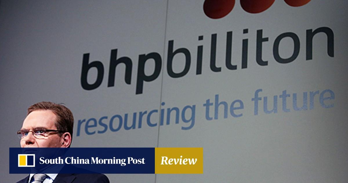 BHP Billiton net profit slumps 29 5pc on slowing growth