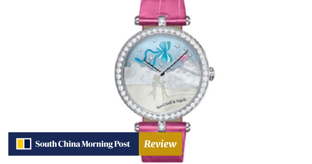 Van Cleef & Arpels: Poetry of Time™   South China Morning Post