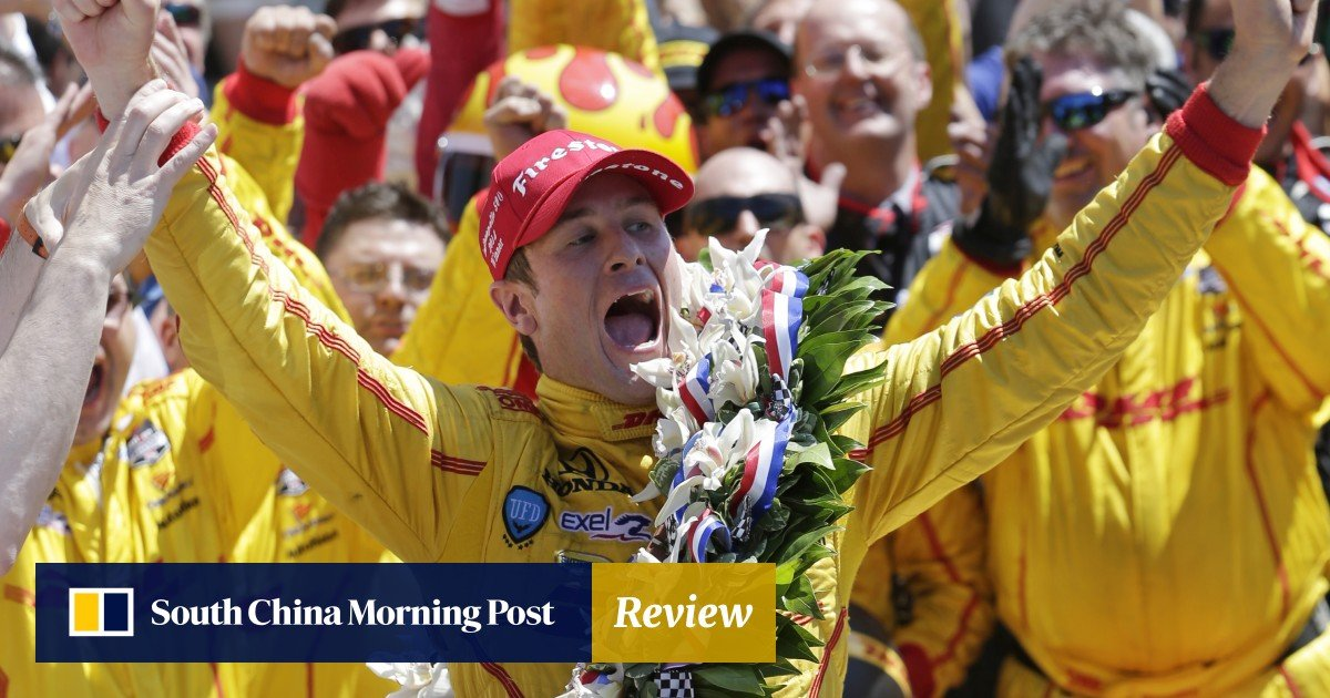 Ryan Hunter Reay Wins Second Closest Indy 500 In History South China Morning Post