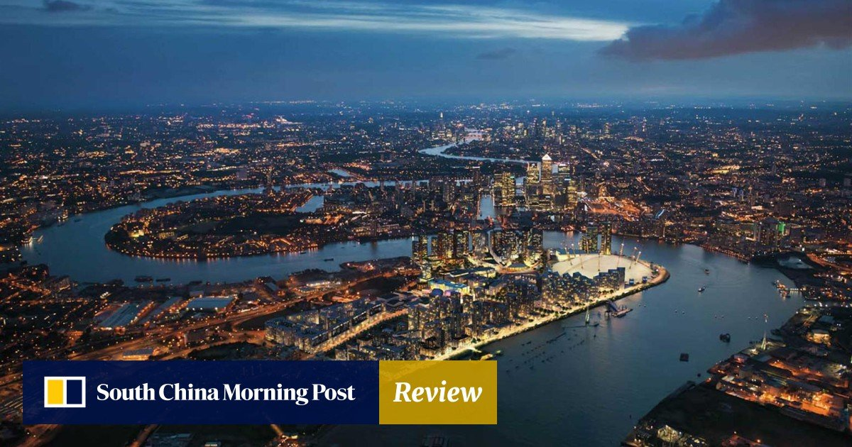 Greenwich Peninsula: a new way to live in London | South