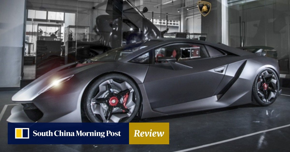 Anonymous Hong Kong Collector Snaps Up Ultra Rare Lamborghini Sesto