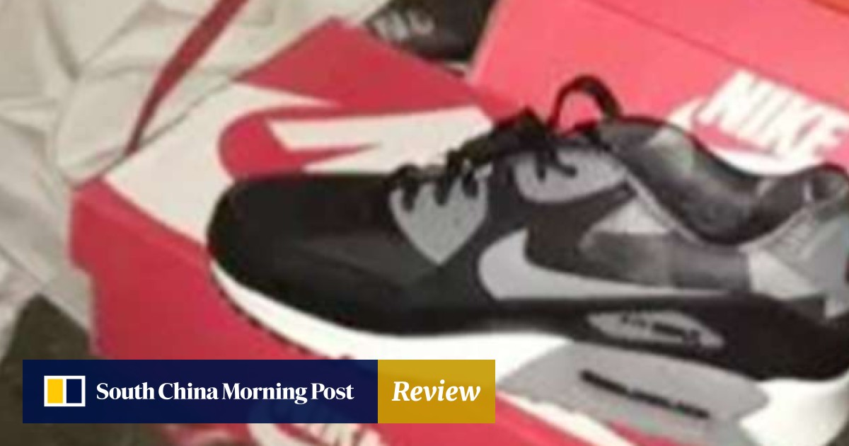 half off 32377 c2487 Fake Nike trainers manufacturer busted in China   South China Morning Post