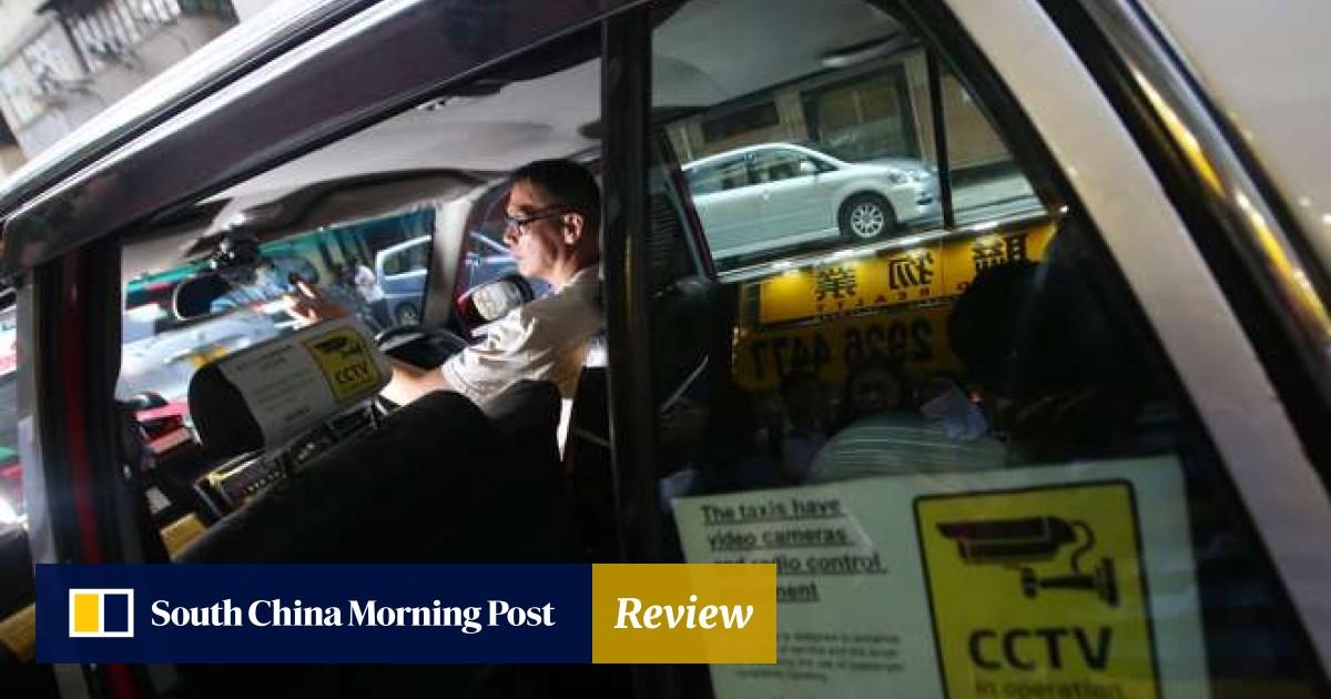 Hong Kong taxi camera scheme triggers passenger privacy