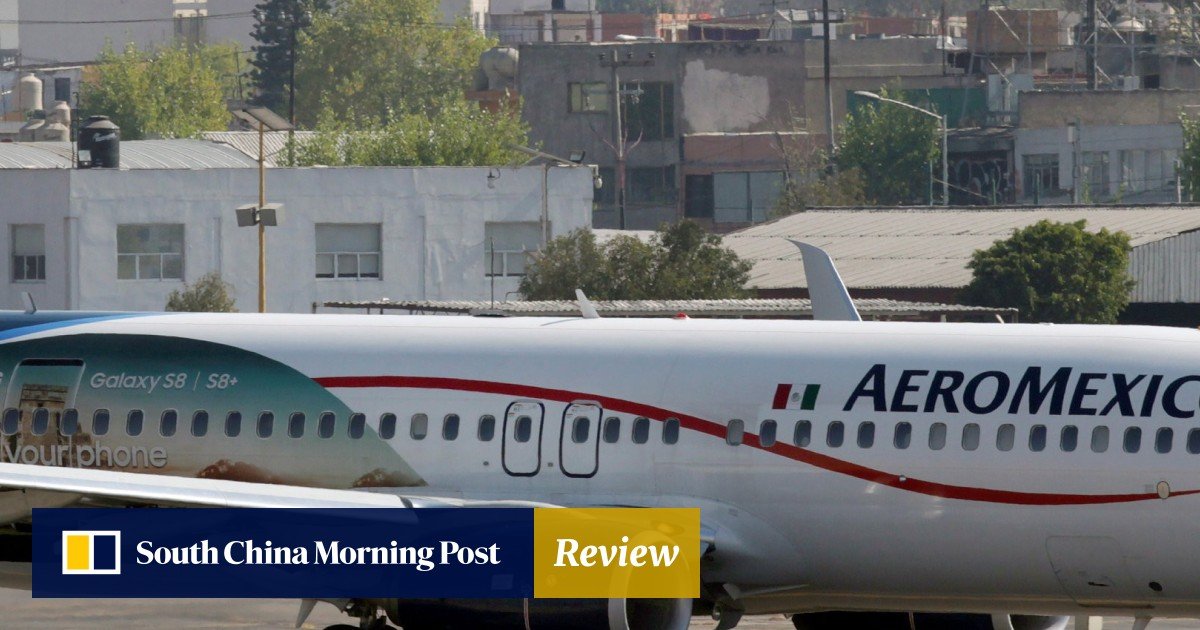 Aeromexico plane nearly lands on occupied runway, in latest near