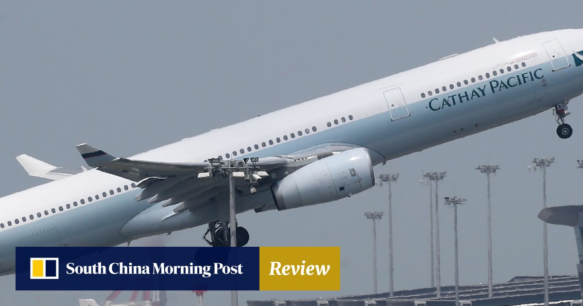 Cathay Pacific falls 11 places in safety rankings, hits out