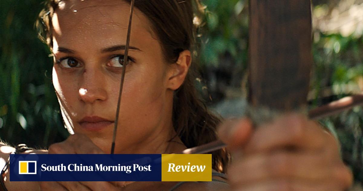 New Photo Released Of Alicia Vikander In Tomb Raider