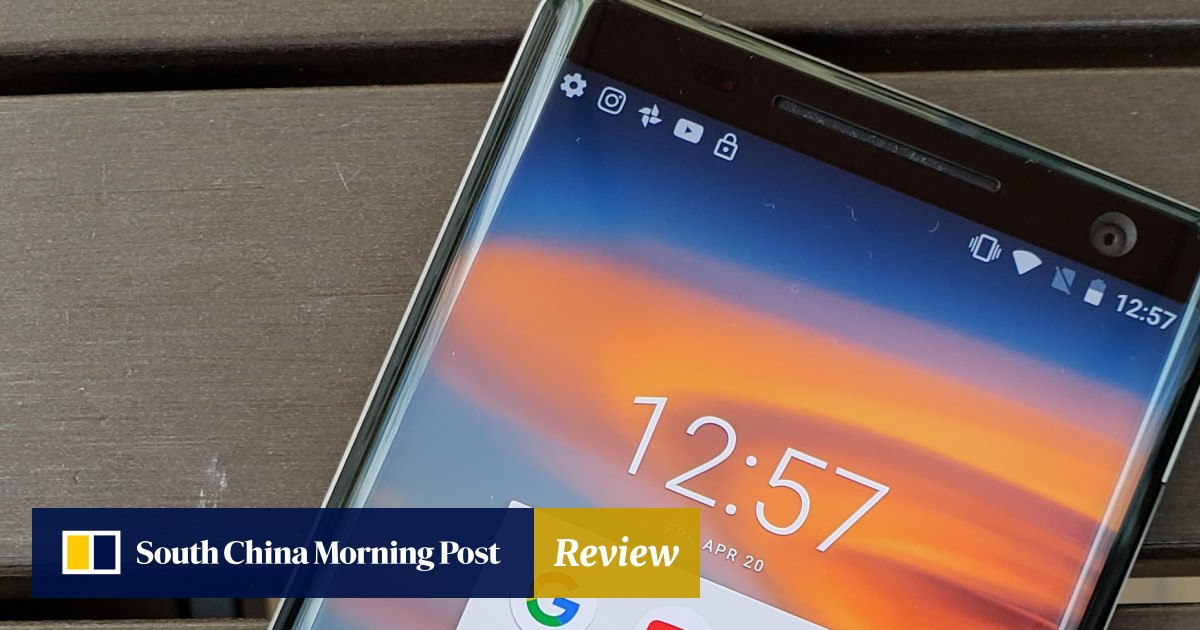 Nokia 8 Sirocco phone review: almost feels like a winner, but let