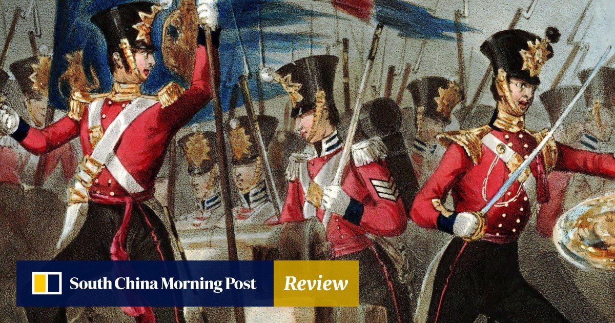 The first opium war: the corruption, mistakes and misfortunes at the