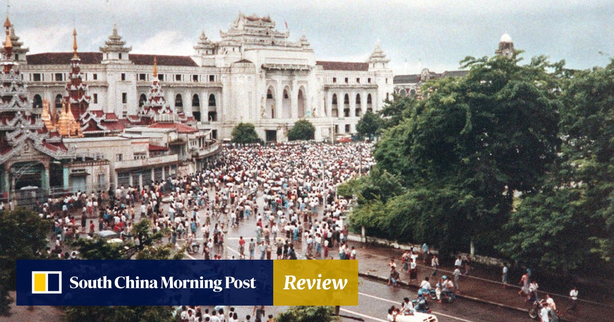 Does the '8888 Uprising' still mean anything in Myanmar ...