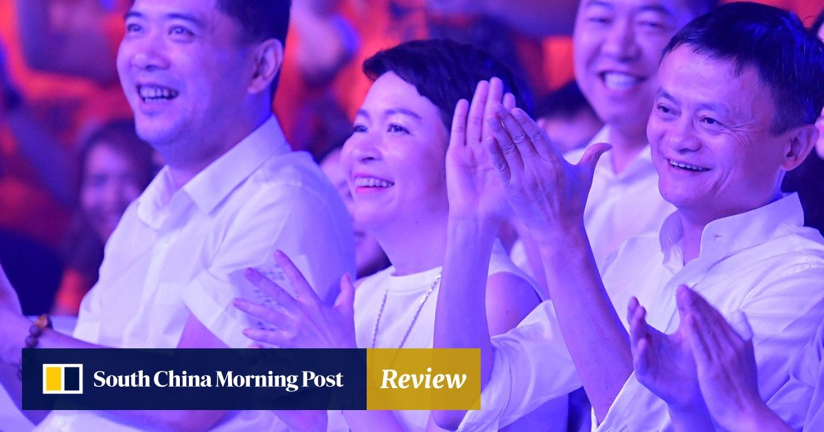 Life after Jack Ma: meet the next generation of leaders who