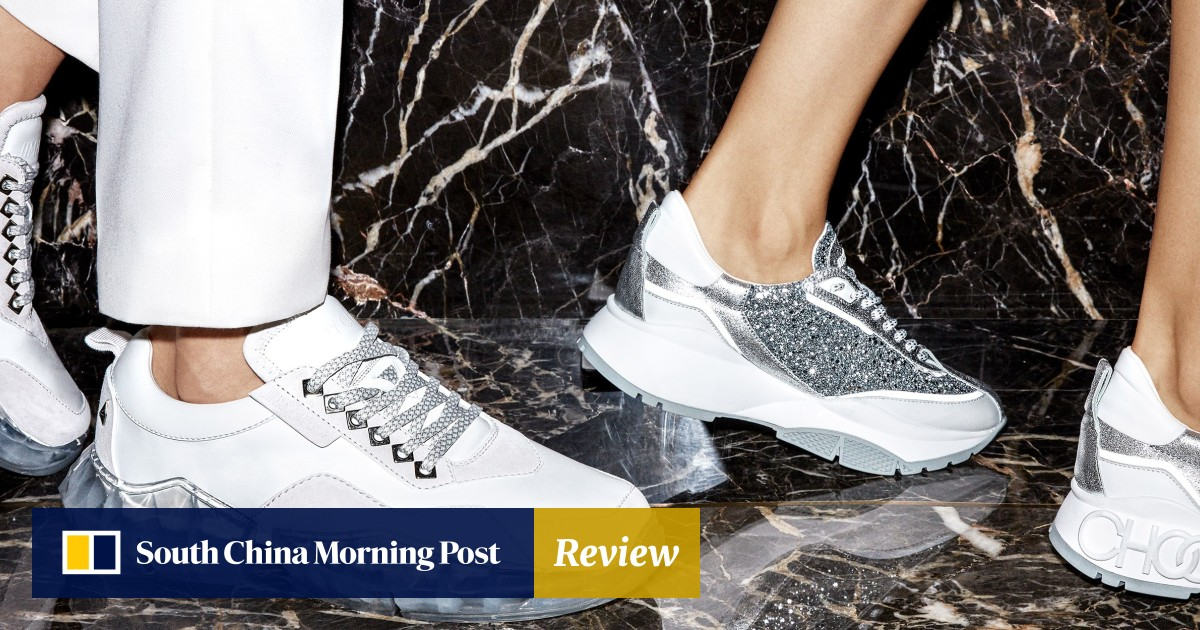 935d291ca0a4 STYLE Edit: why are Jimmy Choo's crystal-studded sneakers so popular? |  South China Morning Post