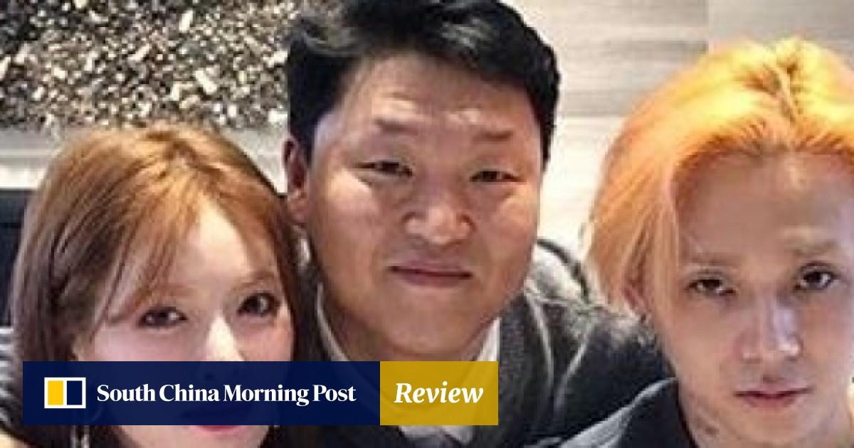 K-pop stars HyunA and E'Dawn join PSY's agency P NATION
