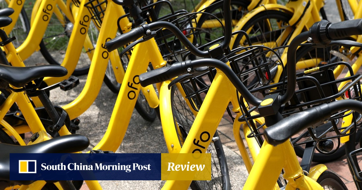 bcdf233c664 Ailing Chinese bike-sharing service Ofo gets Singapore licence suspended |  South China Morning Post
