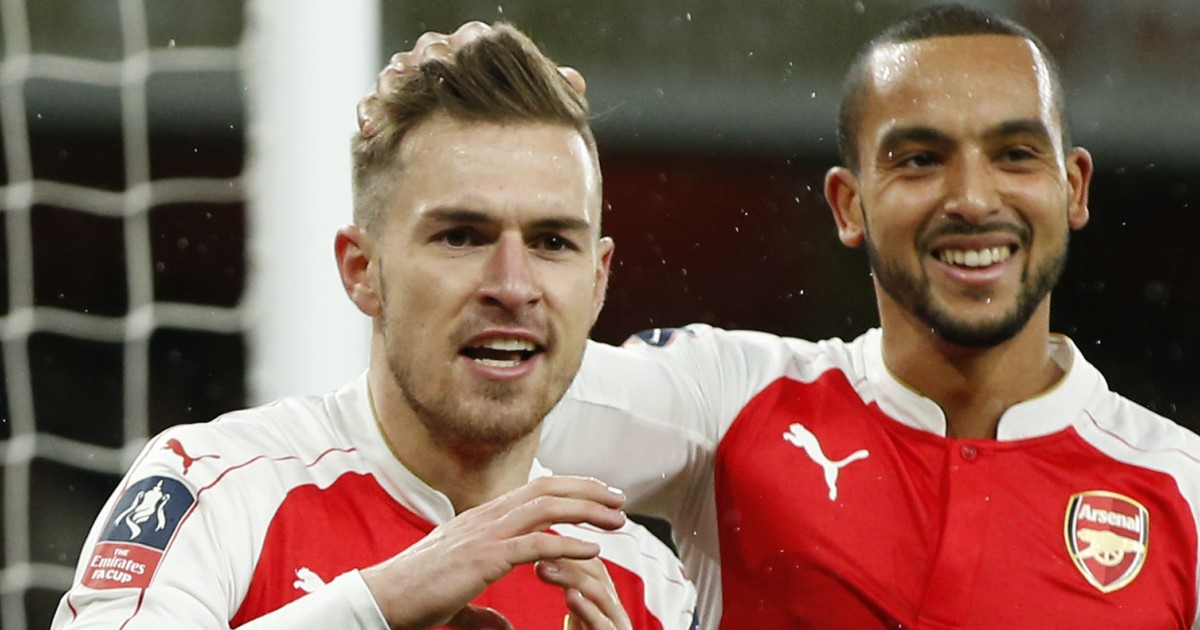 f4cca19d6 Arsenal have depth to cope with triple trophy quest