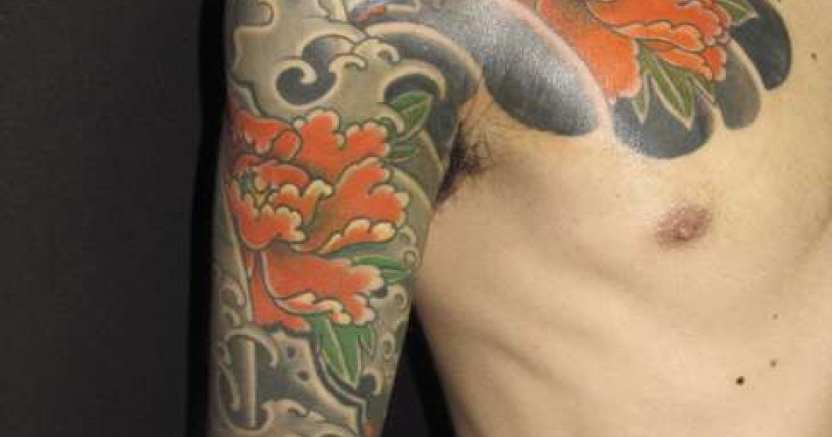 2d771d9e0 Book review: getting under the skin of Japan's distinctive tattoo culture |  South China Morning Post