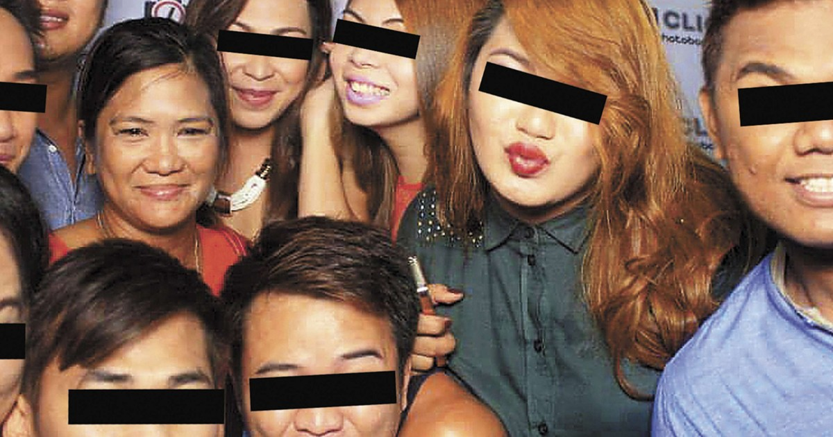 Sextortion, lies and videotape: the Philippine