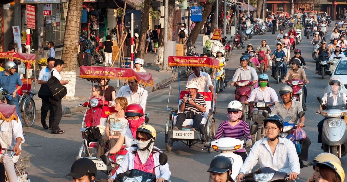 Vietnam's tale of two metros, one built by the Japanese and
