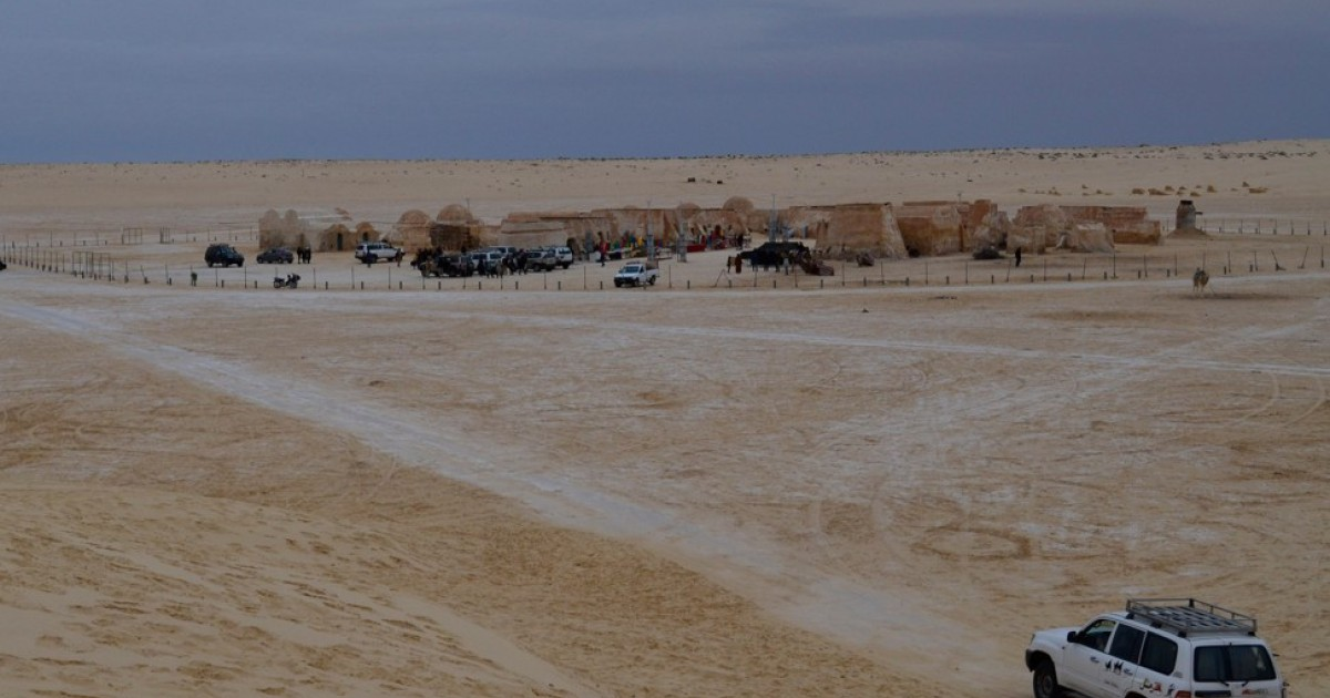 Star Wars Why The Desert In Tunisia Was The Perfect Location For Original Film And How To Visit The Area South China Morning Post
