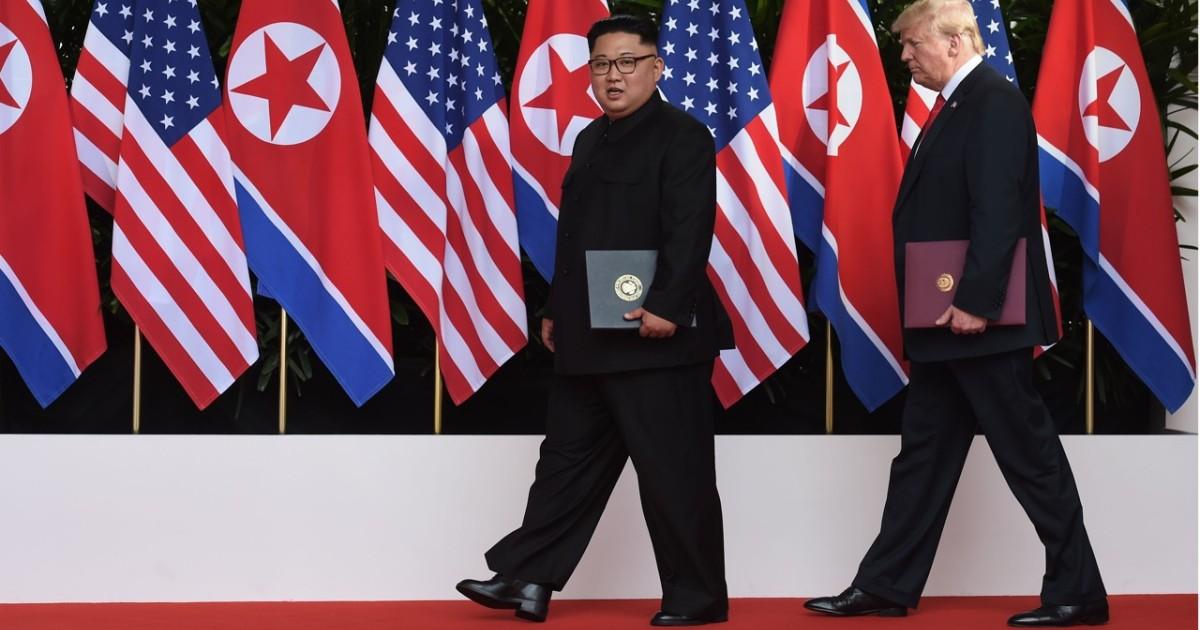 d87817778de A Nobel Peace Prize for Donald Trump and Kim Jong-un  Maybe